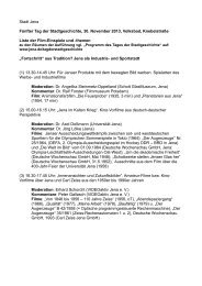 2013 Filmliste (PDF, 54.9 KB) - Jena