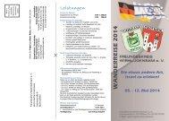 W A N D E R R E ISE 2 0 1 4 - Scuba Reisen GmbH
