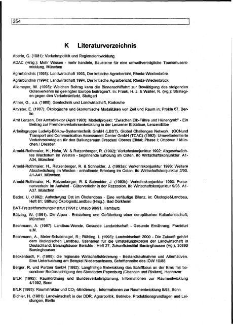 IOEW SR 075 Ökonomische Alternativen zum Ausbau E..., Seiten 1 ...