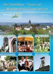 Veranstaltungskalender für 2014 als PDF - Horhausen - Westerwald