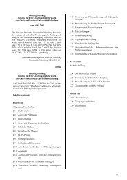 Prüfungsordnung vom 01.02.2002 (PDF) - Universität Oldenburg
