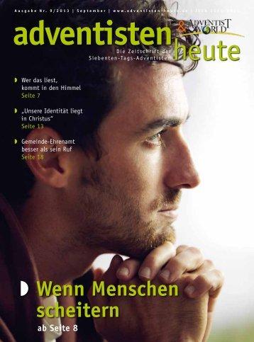 Das Heft als PDF herunterladen - Advent-Verlag Lüneburg