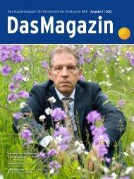 Das Magazin 3|2013 (PDF, 2.2 MB) - Deutsche BKK