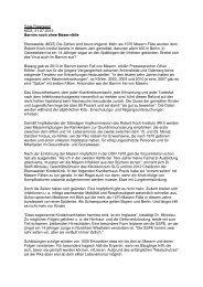 MOZ 21.07..2013, Masernfälle 1 1 - GLG Gesellschaft für Leben und ...
