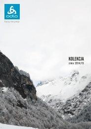 ODLO - ZIMA 2014/15 - KOLEKCJA POLSKA