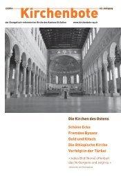 als PDF - Kirchenbote