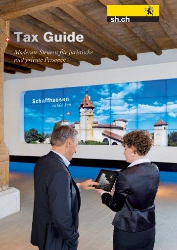 Deutsche Version (3420 KB) - Wirtschaftsförderung Kanton ...