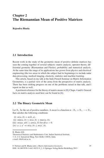 Chapter - Computational Information Geometry