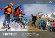 Jahresprogramm 2014 PDF Download - Hotel Gassner
