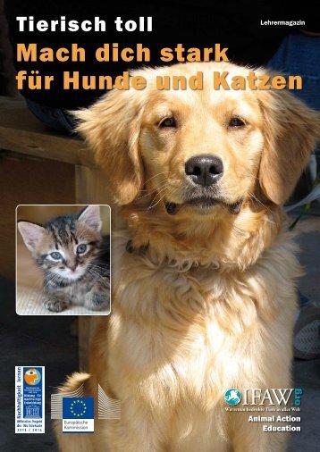Mach Dich stark für Hunde und Katzen