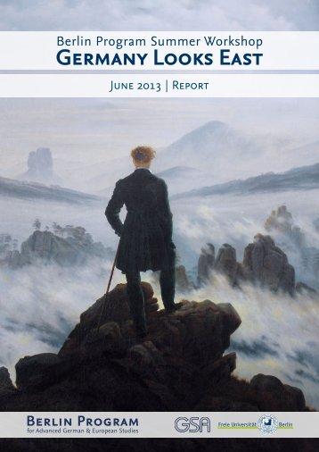 Report - Freie Universität Berlin