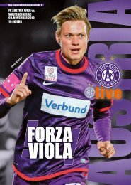 !!FoRzA - FK Austria Wien
