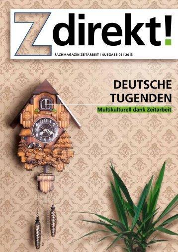 Z direkt! Ausgabe 1/2013