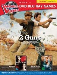 World of Video Kundenmagazin 2014/02