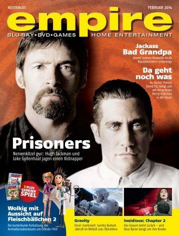 empire Kundenmagazin 2014/02