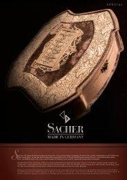 SACHER | Feinkartonagen und Etuis