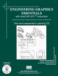 978-1-58503-566-3 -- Engineering Graphics ... - SDC Publications
