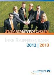 Geschäftsbericht 2012 - Privatkunden