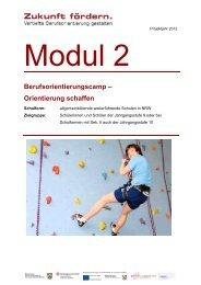 Leitfaden M2 - Stiftung Partner für Schule NRW