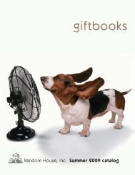 Summer 2009 Supp:Layout 1 - Randomhouse.biz