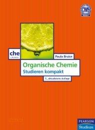 Organische Chemie - Studieren kompakt - Pearson Studium