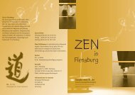 in Flensburg - Zen-Gruppe Flensburg