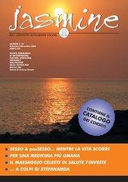 JASMINE n° 43 - Istituto di scienze umane