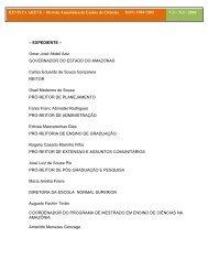 REVISTA ELETRÔNICA ARETÉ – V.3 – N.5 - Revistas.uea.edu.br ...