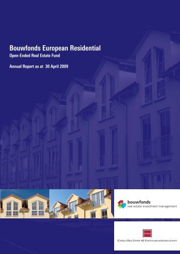 Bouwfonds European Residential - Catella Real Estate AG
