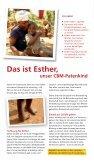 Das ist Esther, unser Cbm-Patenkind - Christoffel-Blindenmission - Seite 2