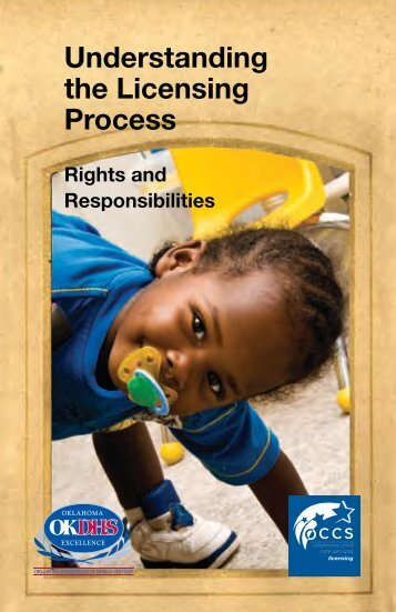 Understanding the Licensing Process Rights and responsibilities