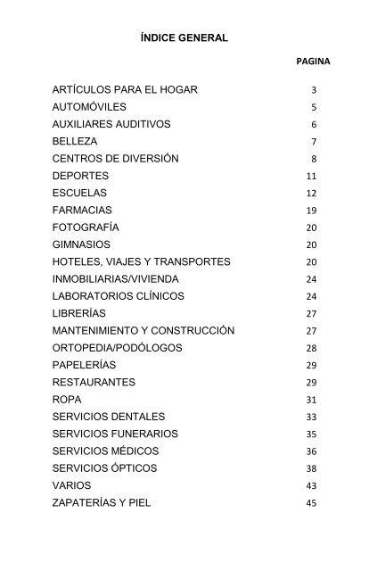 45cbfb433 Descarga aquà el directorio de establecimientos - Sntimp.org.mx
