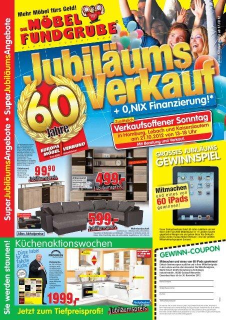 Super Jubiläums Angebote Möbel Fundgrube Martin Eckert Gmbh