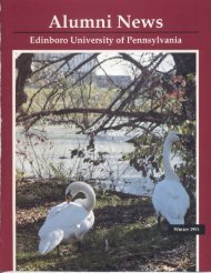 Edinboro University - The Poet's Press