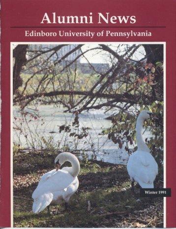 Edinboro University - The Poet's Press
