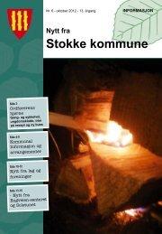 Nr. 6 Oktober 2012 - Stokke kommune