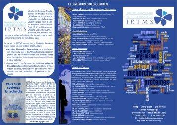 Télécharger la plaquette - (CCI) de Quimper Cornouaille