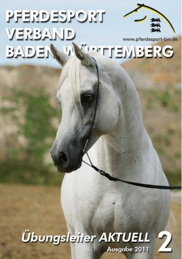 Ausgabe 02/2011 - Verband der Pferdesportvereine Nordbaden