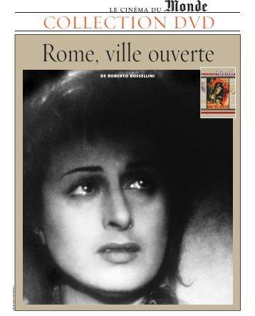 Collection DVD - Le Monde