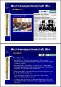 Hochwasserpartnerschaft Elbe Hochwasserpartnerschaft ... - LABEL - Seite 2