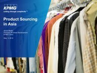 Product Sourcing in Asia Pacific - French Chamber of Commerce ...