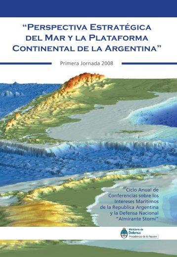 """""""Perspectiva Estratégica del Mar y la Plataforma Continental de la ..."""