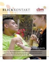 18+19 BK3 Briefmarke:layout 1 - Christoffel-Blindenmission