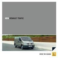 NEW RENAULT TRAFIC - Renault Ireland