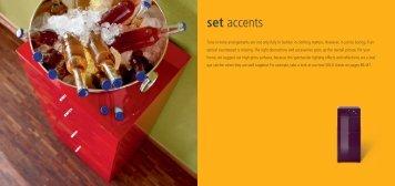 set accents