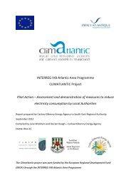 Climatlantic Report - South-East Regional Authority