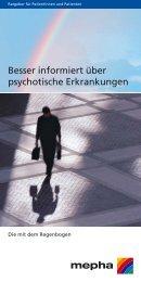Besser informiert über psychotische Erkrankungen