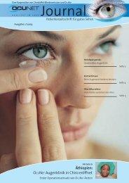 Oberlidkorrektur - Christoffel-Blindenmission