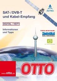 SAT- / DVB-T und Kabel-Empfang - Computer Club Nordholz