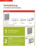 DSL-EasyBox 803. - Arcor.de - Page 4